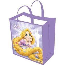 "Disney Tangled Rapunzel Reusable Tote Bag 14"" X 15"", 2015 Amazon Top Rated Plush Purses #Toy"