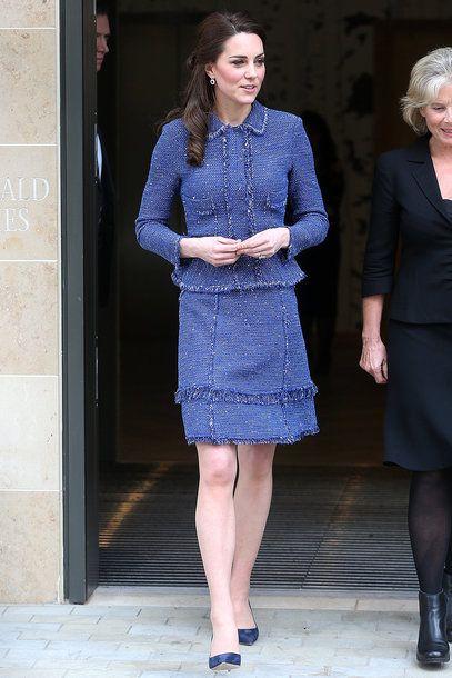 Der Stil von Herzogin Catherine - VOGUE