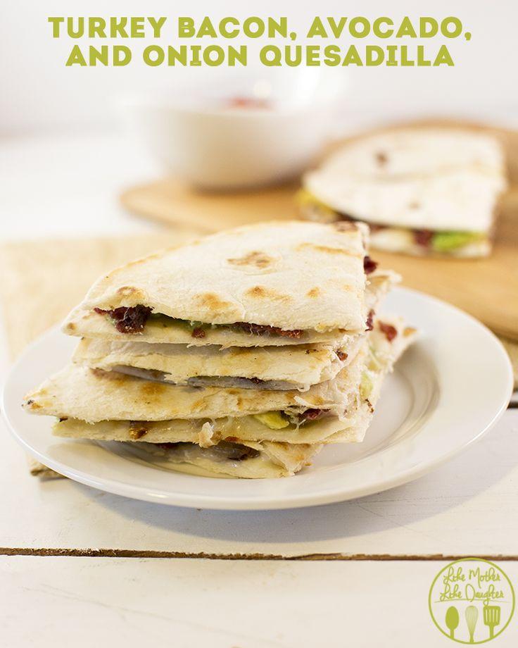 black bean roast turkey and black bean quesadillas recipes dishmaps ...