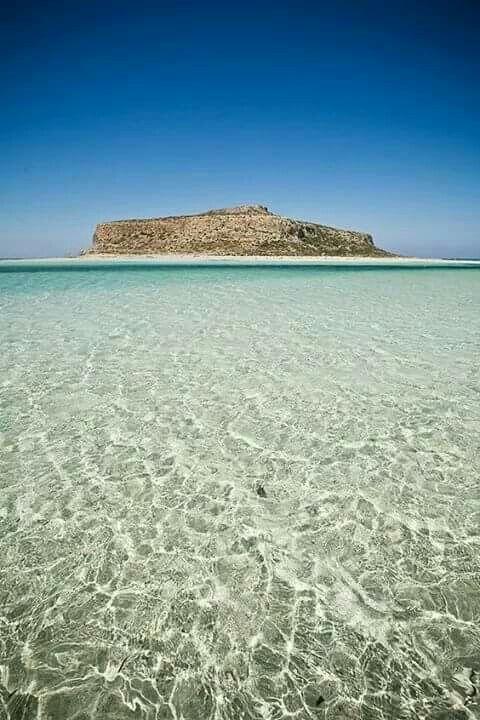 Gramvousa, Balos beach, Crete, Greece