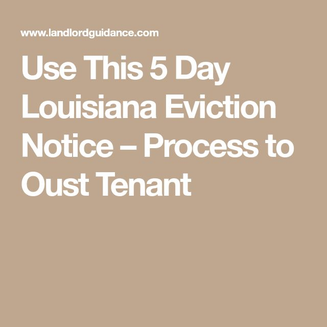 The  Best Eviction Notice Ideas On   Baby Eviction