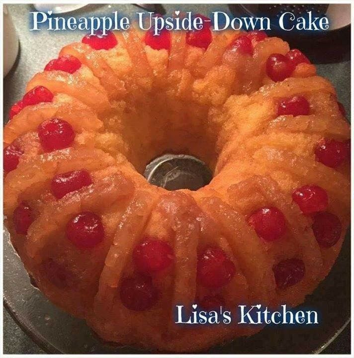 Pineapple Bundt Cake From Scratch: Pin By Terry Presley On Yummy For The Tummy !!