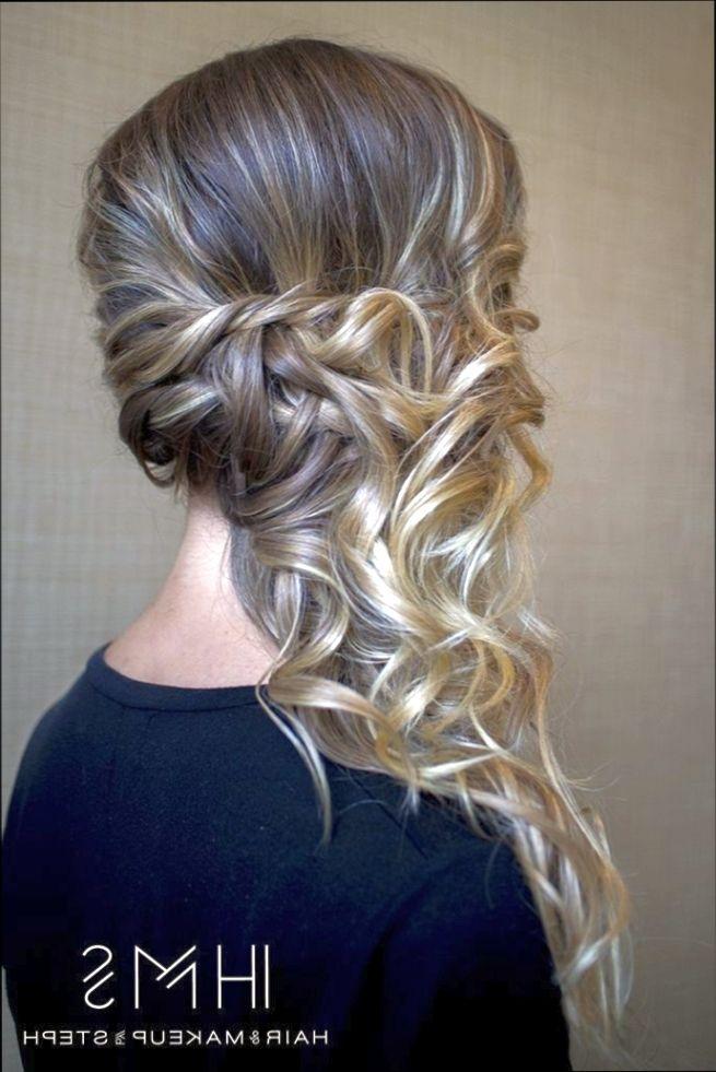 18+ Peinados Semirecogidos De Lado #peinados #peinadosfaciles #peinadospara #pei…