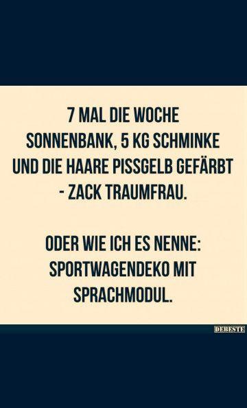 Sportwagendeko mit Sprachmodul