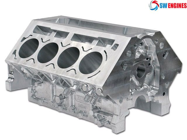 Dfe A A Cec C F Engine Block Brand New on Ford Fe Engines Identification Numbers