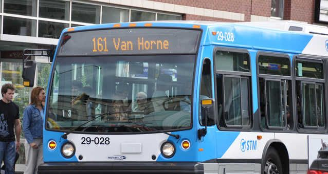 The STM Is Completely Changing Montreal's Bus Network In 2018 #montreal #thingstodo