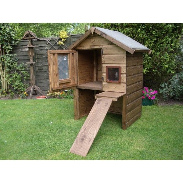 Building Outdoor Shelters : Cat house design ideas feral cats pinterest