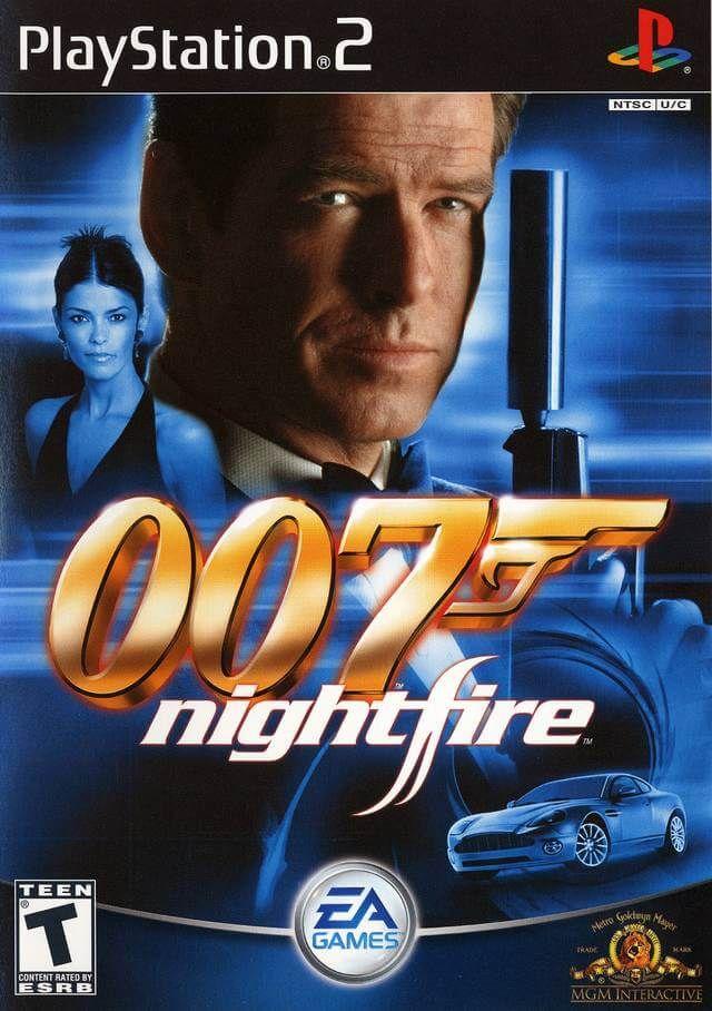 007 Nightfire Pal Espanol Ps2 Game Pc Rip Juegos Ps2