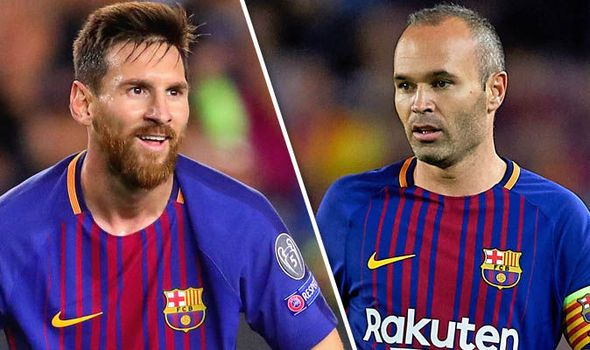 Barcelona News: Lionel Messi and Andres Iniesta have signed contracts - BartomeuGETTY Barcelona's Lionel Messi and Andres Iniesta have supposedly signed new contractsMessi's future is in question as Barca continue to refrain from announcing his new contract, even though they say he's signed it. In the summer Manchester City were linked with a £275million move for Messi - although both clubs denied a deal was on the horizon. Messi himself has kept quiet about his current situation. He is not…