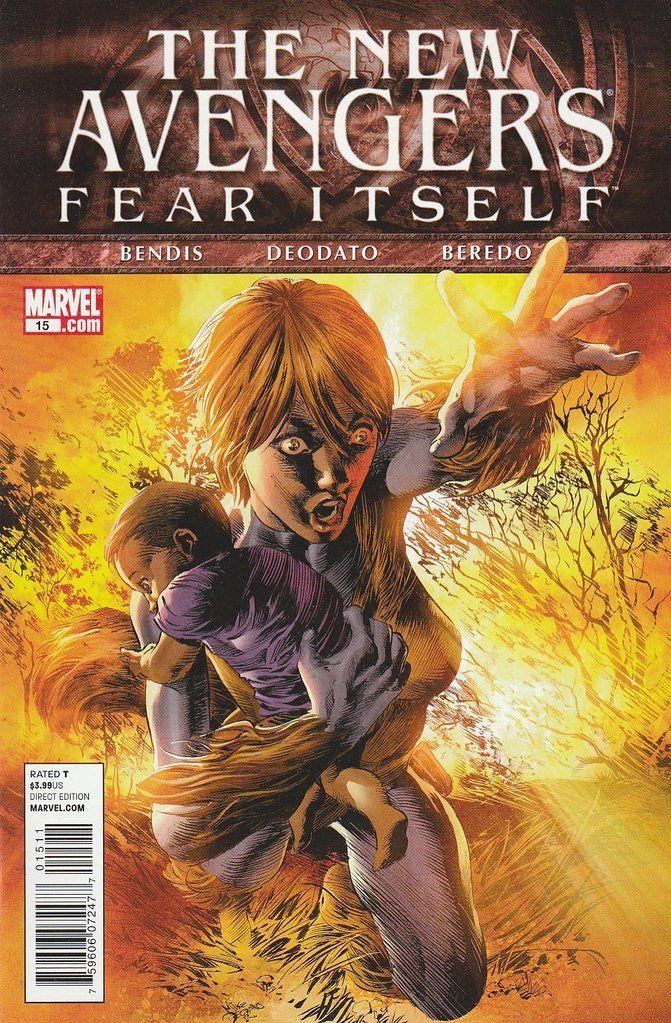 The New Avengers # 15 Marvel Comics ( 2011 ) Vol 2