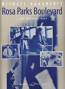 Rosa Parks Boulevard - for 3 Trombones and Symphonic Band Full Score