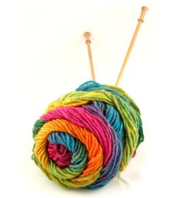 beautiful noro yarn - one of my favorite yarns, especially the Silk Garden.  so worth the expense.