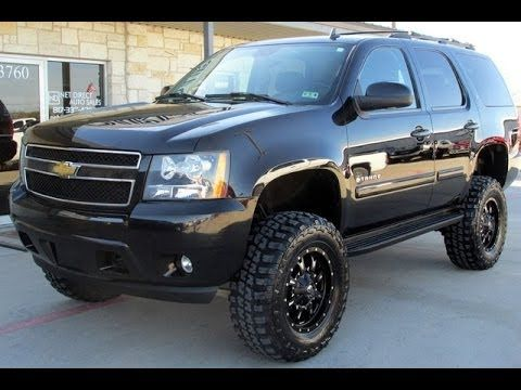 Lifted 2007 Chevrolet Tahoe LT3 4WD Rough Country Lift