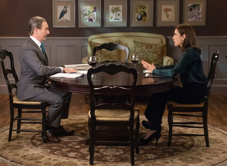 The Good Wife: Shop the Look of Alicia's Apartment