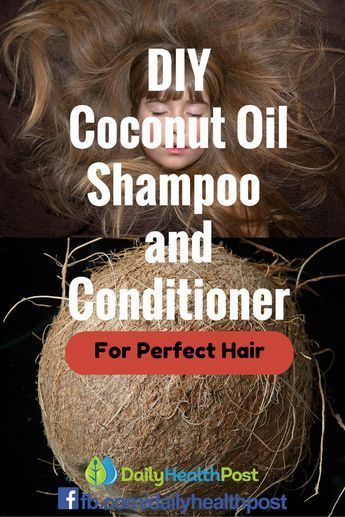 The more time you spend outdoors, the more care you should put in preventing sunburns and dried hair. Sun damage can increase breakage and bleach the colour out of your carefully-kept locks – and that's not the only thing you need to watch out for when it comes to maintaining strong, healthy hair.Try This Coconut Oil Shampoo and Conditioner For Perfect Hair.Here's two simple recipes, one for coconut oil shampoo and one for coconut oil conditioner...