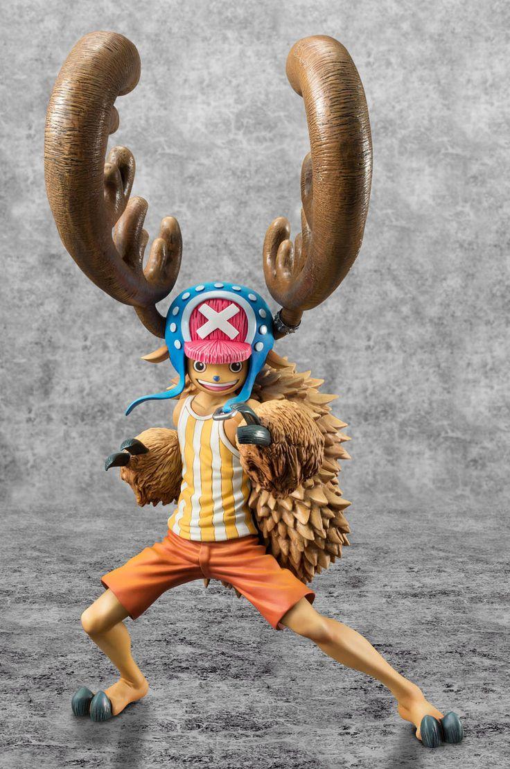"Estatua Tony Tony Chopper 23 cm. One Piece. Escala 1/8. Megahouse Espectacular estatua de PVC de Tony Tony Chopper de 23 cm de altura aprox., perteneciente al manga/anime ""One Piece"" de la línea ""Excellent Model P.O.P"". Fabricada en PVC el conjunto viene con accesorios en una caja con ventana."
