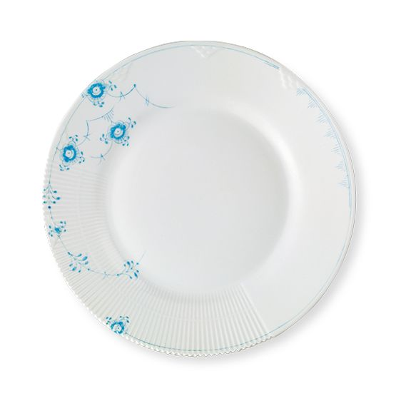 Royal Copenhagen Multicoloured Elements Dinner plate 25 cm - Sky