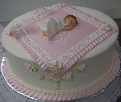 Decorated Baby Shower Cakes