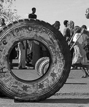 Banque d'images de Mayotte Capture Course de pneus