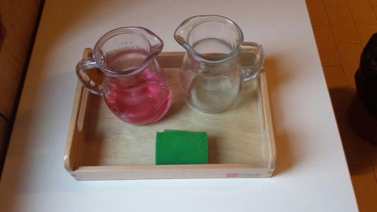 I miei vassoi ♡: travasare liquidi da brocca a brocca