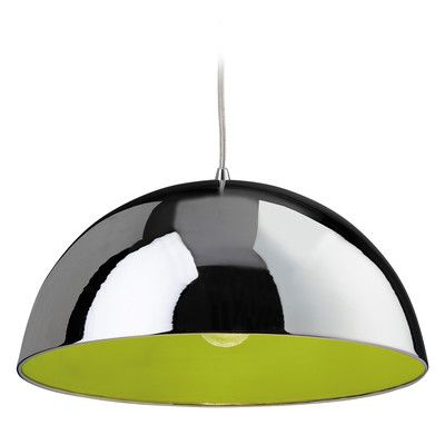 Bistro 1 Light Bowl Pendant