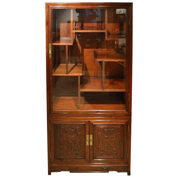 Hardwood Chinese Antique Display Cabinet - Best 25+ Antique Display Cabinets Ideas On Pinterest White
