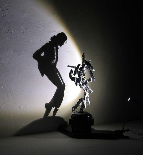 Life's Best #Michael #Jackson #Shadow #Dancing #Art