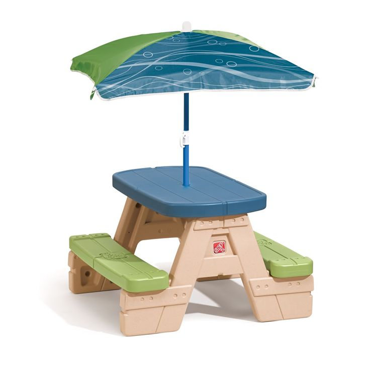 Sit U0026 Play Picnic Table With Umbrella™ By Step2 Is One Of Most Popular  Picnic