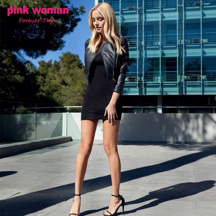 Every woman needs a little black dress!!! Shop online at https://www.pinkwoman-fashion.com/