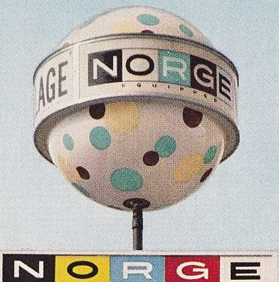 NORGE Ball Sign 1965 by hmdavid, via FlickrVintage Signs, Signs Neons America, Ball Signs, Art Laundrymat, Signs 1965, Finding Ems, Flickr Fond, Ball Tans, Art Laundromat