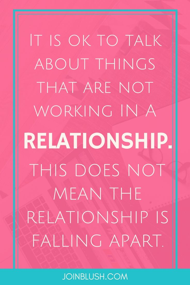 meaning working relationship and communications