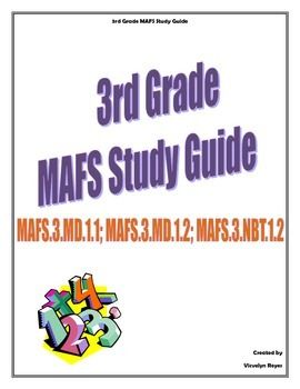 10 best 3rd Common core math- MAFS FSA Review Test Prep images on ...