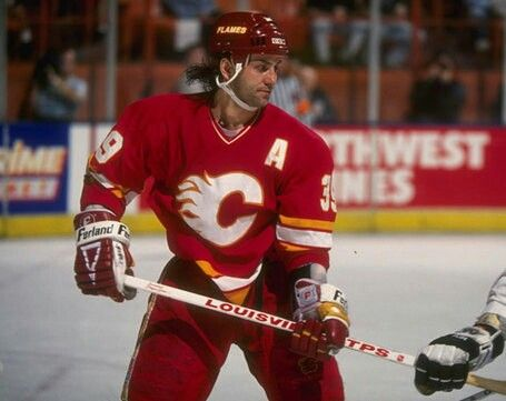 Doug Gilmour, Calgary flames