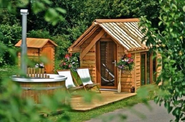 Ultra Posh Tiny Homes The Small House Movement Goes Luxe