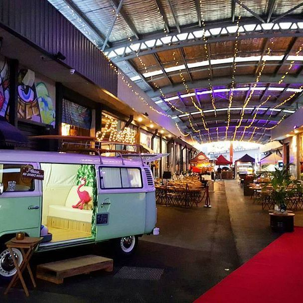 We had so much fun at the @miamimarketta for a corporate function last week!  Let us add a bit of fun to your next event !!!!!!!! Your clients will love it
