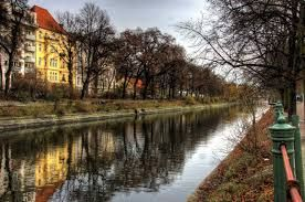 Image result for maybachufer berlin canal