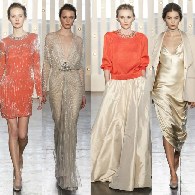 Jenny Packham Fall-Winter 2014 New York Fashion Week http://berrytrendy.com/2014/02/12/new-york-fashion-week-2014/