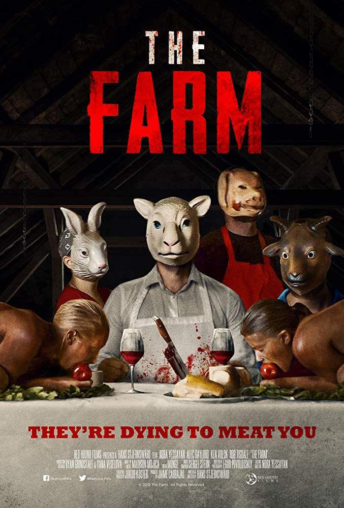 Watch The Farm 2018 Online Cartazes De Filmes De Terror Filmes