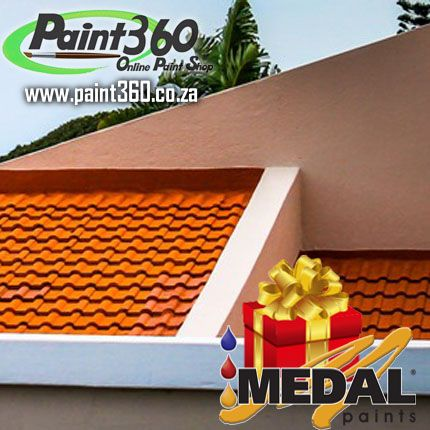 Give your home the gift of love this festive season with our Medal Acrylic Roof paint. Perfect to lift your homes presence and spark the Christmas spirit!  Select your colour below :  http://www.paint360.co.za/the-paint-shop/medal-quality-range/acrylic-roof-paint