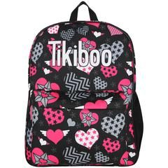 Tikiboo Heart Beatz Backpack £24.99 #Activewear #Gymwear #FitnessLeggings #Leggings #Tikiboo #Running #Yoga  #GymBag