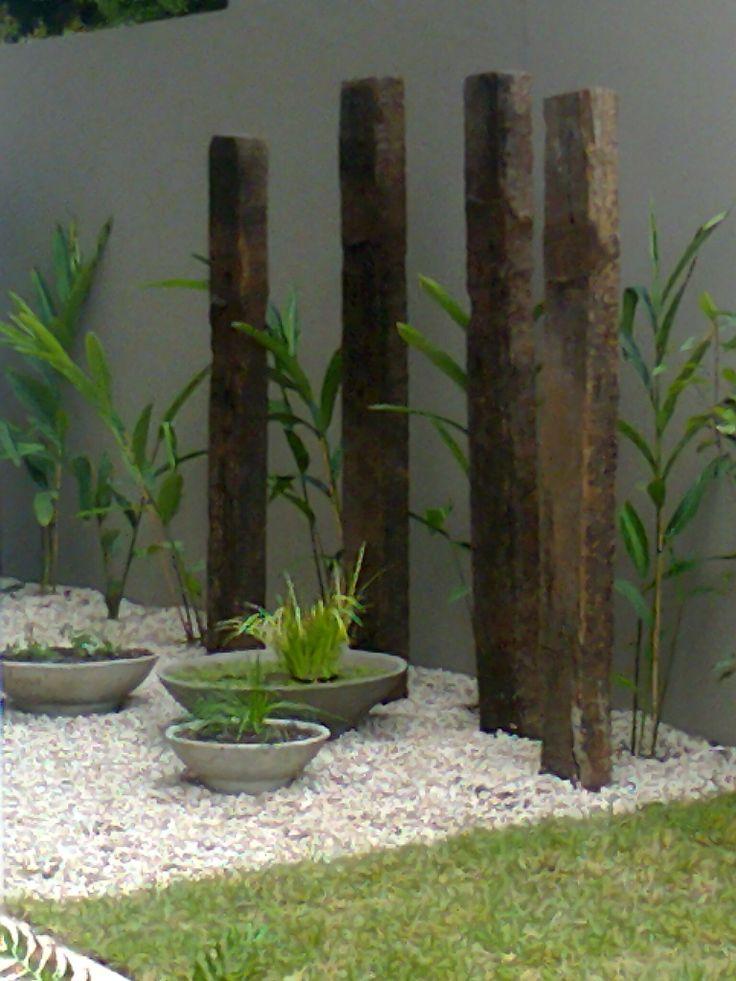 13 best sectores especiales en jardines images on for Ideas jardin desnivel