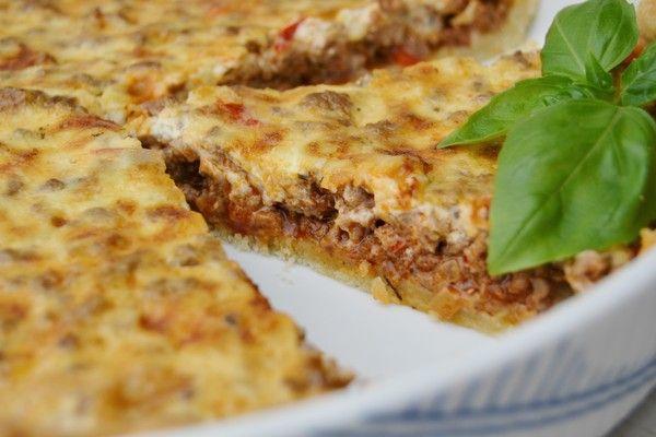 Ljuvligmat.se - en mat- och bakblogg - Köttfärspaj