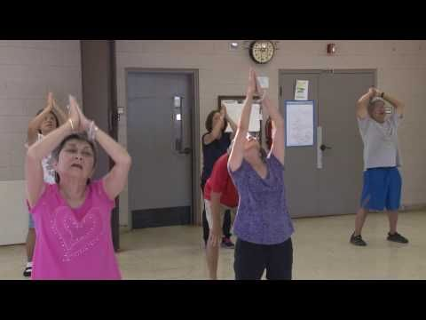 Warm Ups, Balance, Center, Footwork Yang Tai Chi  10 Form everydaytaichi lucy chun Honolulu, Hawaii - YouTube