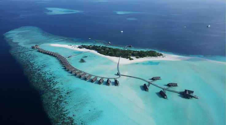 Cocoa Island Beaches, Maldives