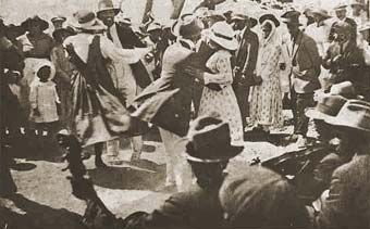 Dance and Music - Cape early 20th century