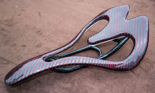 First Look: Radical Saddle Design Challenges Status Quo - Infinity Elite saddle