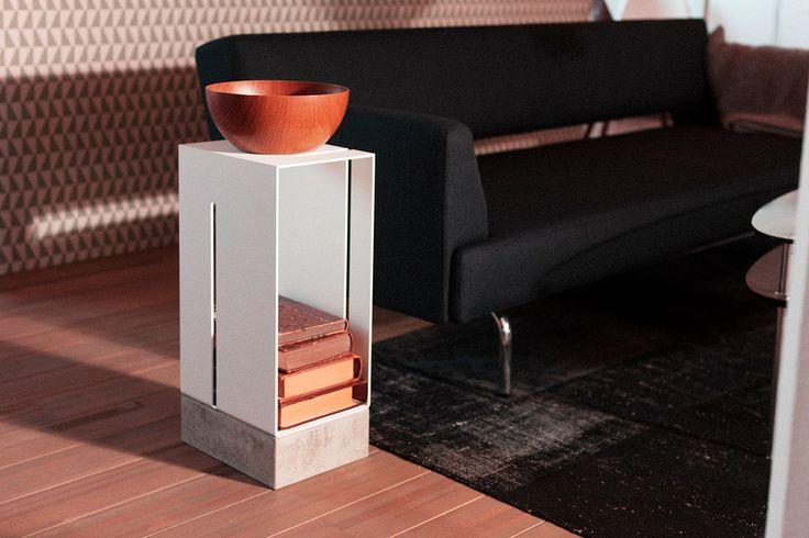 Formschön aus Eisen und Beton: Die MANHATTAN Serie von Röshults   Studio5555