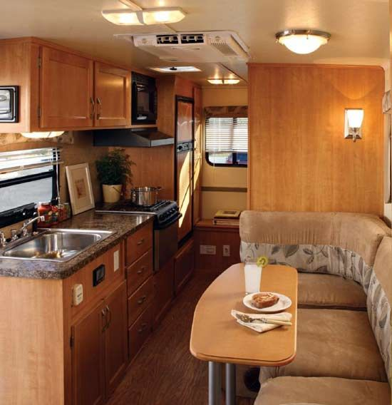 154 best class c motorhome redo ideas images on pinterest Travel trailer decorating ideas