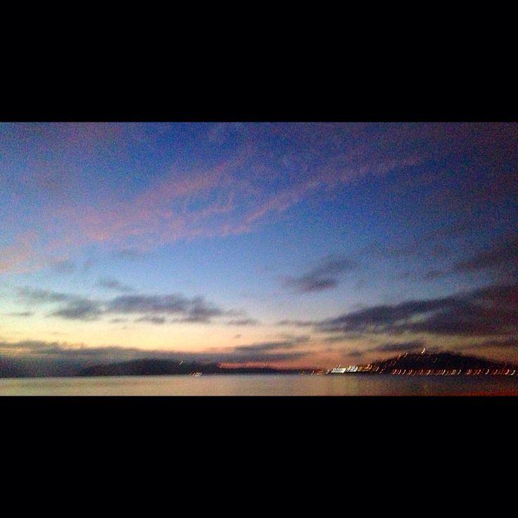 Sunrise. Weli ⚓️