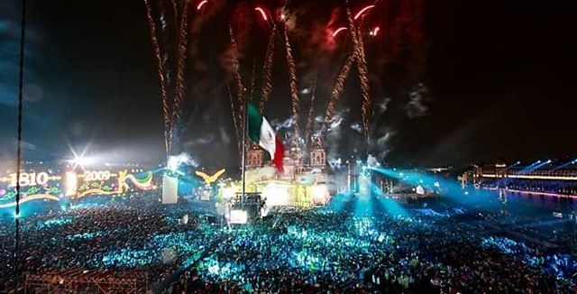 Mexican Independence Day or El Grito de Dolores is celebrated on September 16th with parades, feasts, parties, and much more.